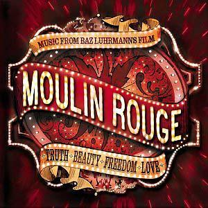 Nicole Kidman One Day I'll Fly Away (from Moulin Rouge) cover art