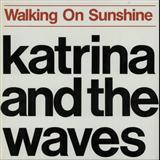 Katrina and the Waves Walking On Sunshine arte de la cubierta