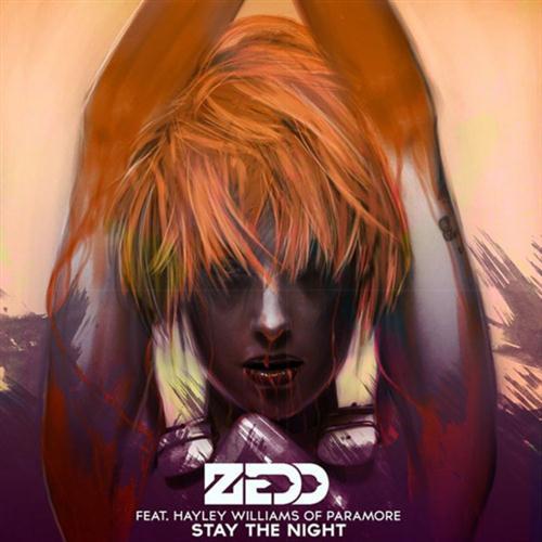 Zedd Stay The Night cover art