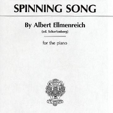 Richard Walters Spinning Song cover art