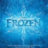 Idina Menzel Let It Go (from Frozen) (arr. Mac Huff) cover art