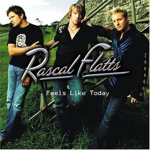 Rascal Flatts Bless The Broken Road cover art