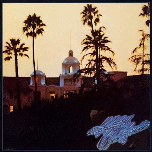 Eagles The Last Resort cover art