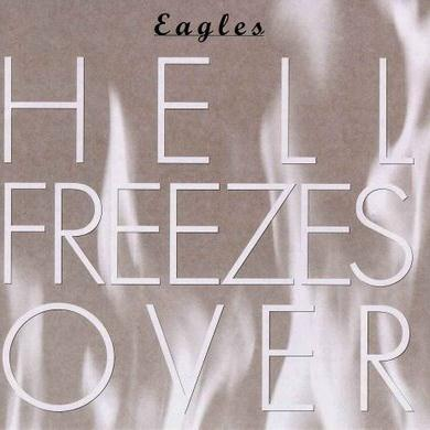 Eagles Get Over It cover art