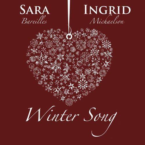Sara Bareilles Winter Song cover art
