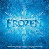 Frode Fjellheim & Christophe Beck Vuelie (from Disney's Frozen) cover art