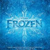 Frode Fjellheim & Christophe Beck Vuelie (from Disney's Frozen) l'art de couverture