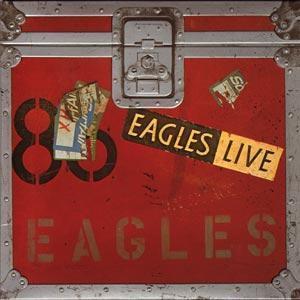 Eagles Seven Bridges Road cover art