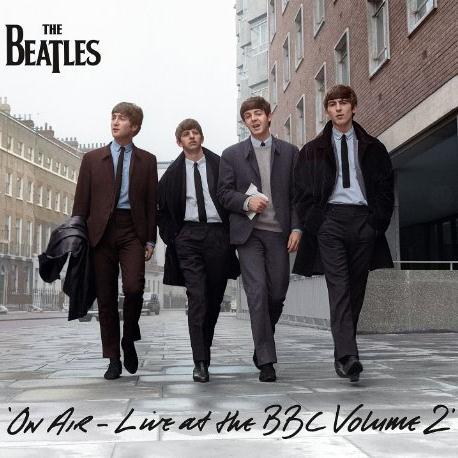 The Beatles Hippy Hippy Shake cover art