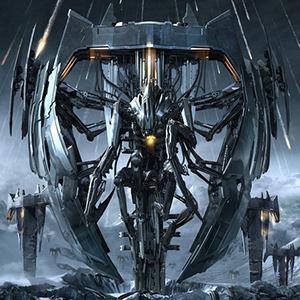 Trivium Vengeance Falls cover art