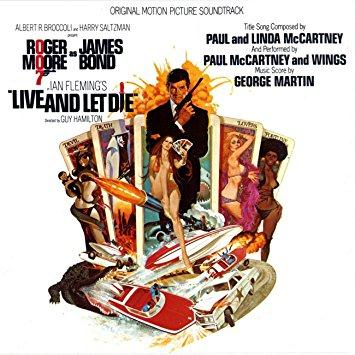 Wings Live And Let Die cover art