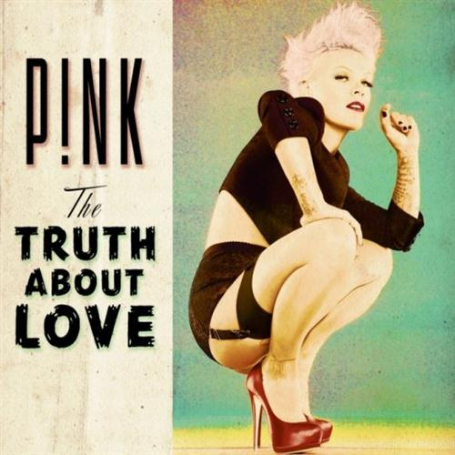Pink featuring Nate Ruess Just Give Me A Reason cover art