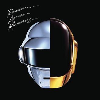 Daft Punk Get Lucky (feat. Pharrell Williams) cover art