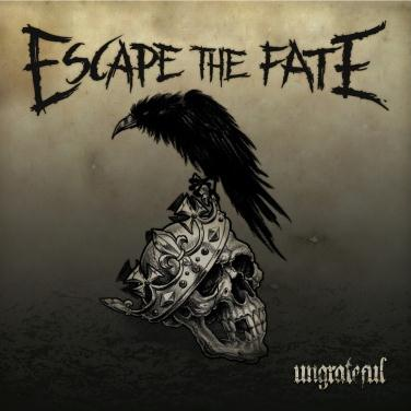 Escape the Fate One For The Money cover art