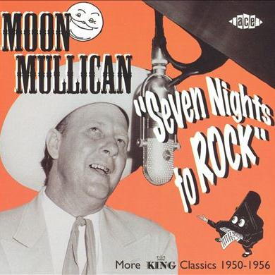 Louis Innis Seven Nights To Rock cover art