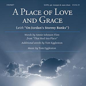 Tom Eggleston A Place Of Love And Grace cover art