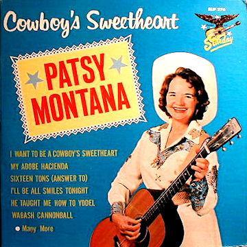Ed Lojeski I Want To Be A Cowboy's Sweetheart cover art