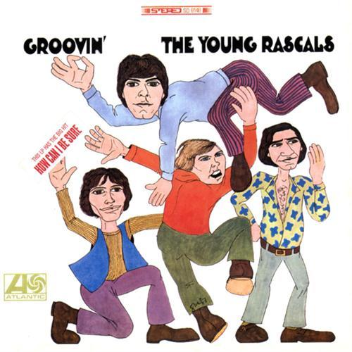 The Young Rascals Groovin' (arr. Kirby Shaw) cover art