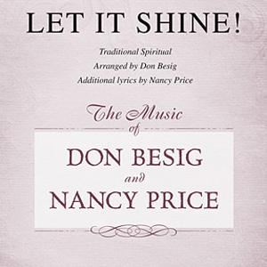 Traditional Spiritual Let It Shine (arr. Don Besig) cover art