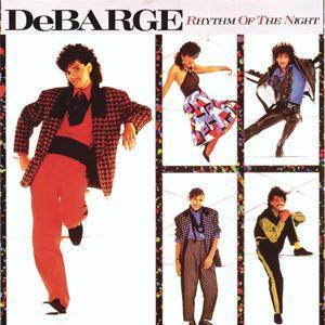 DeBarge Rhythm Of The Night (arr. Kirby Shaw) cover art