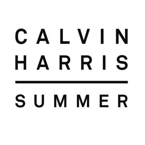 Calvin Harris Summer cover art