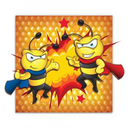Jennifer Linn Bumblebee Rumble cover art