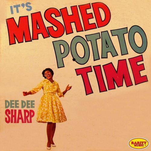 Dee Dee Sharp Mashed Potato Time cover art