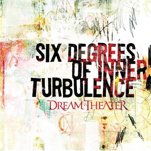 Dream Theater Six Degrees Of Inner Turbulence: II. About To Crash cover art
