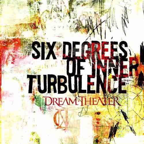 Dream Theater Misunderstood cover art