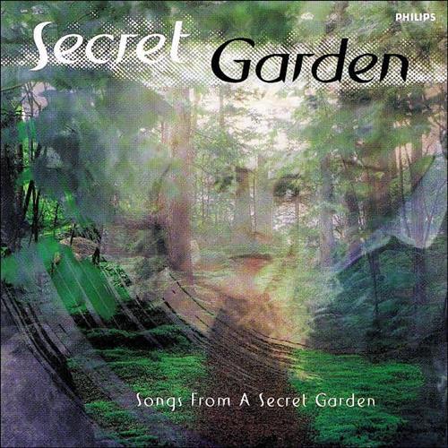 Secret Garden Nocturne cover art