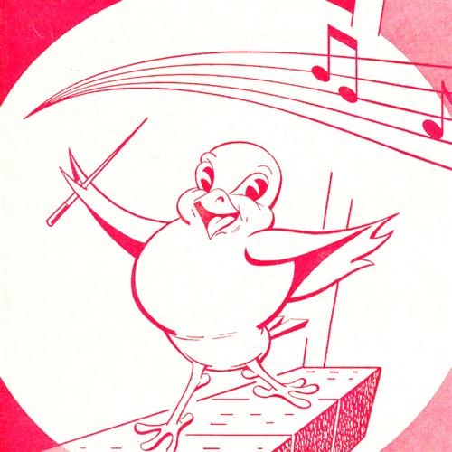 Paul Weston and His Orchestra The Hot Canary cover art