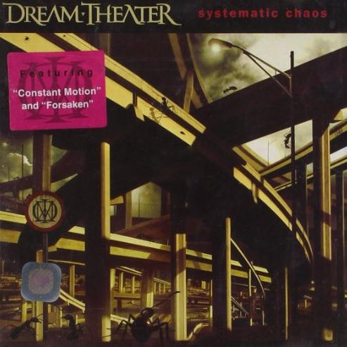 Dream Theater In The Presence Of Enemies, Pt. 1 cover art