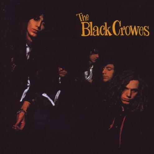The Black Crowes Twice As Hard cover art