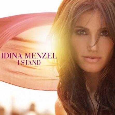 Idina Menzel I Stand cover art