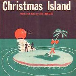 Lyle Moraine Christmas Island cover art