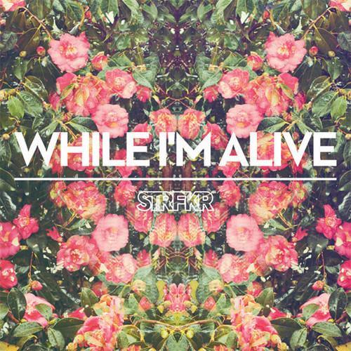 Strfkr While I'm Alive cover art