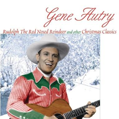 Gene Autry If It Doesn't Snow On Christmas cover art
