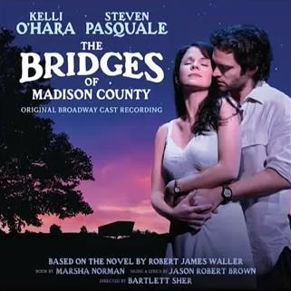 Jason Robert Brown It All Fades Away (from 'The Bridges of Madison County') cover art