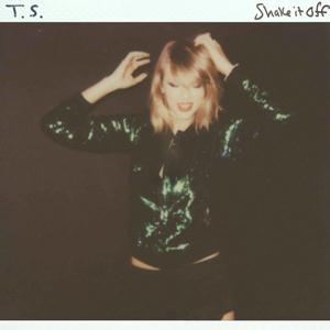 Taylor Swift Shake It Off cover art