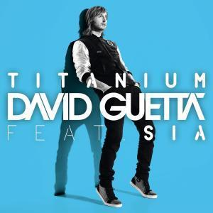David Guetta featuring Sia Titanium cover art