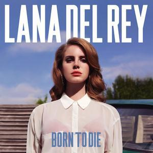 Lana Del Ray Summertime Sadness cover art