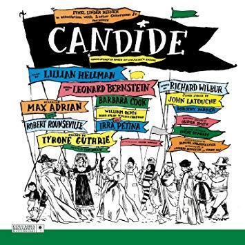 Leonard Bernstein Make Our Garden Grow (from Candide) cover art