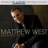 Matthew West When I Say I Do l'art de couverture