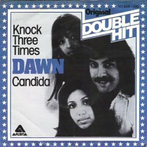 Irwin Levine Knock Three Times cover art
