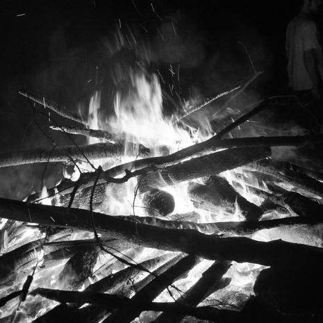David M. Kellermeyer Rise Up, O Flame cover art
