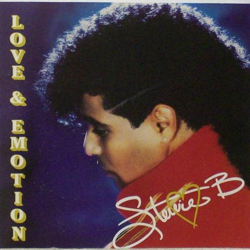 Stevie B Because I Love You (The Postman Song) cover art
