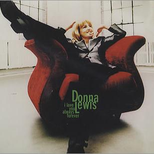 Donna Lewis I Love You Always Forever cover art