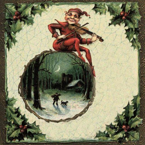 Janet Gardner Carol Of The Elves cover art