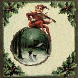Janet Gardner Carol Of The Elves l'art de couverture