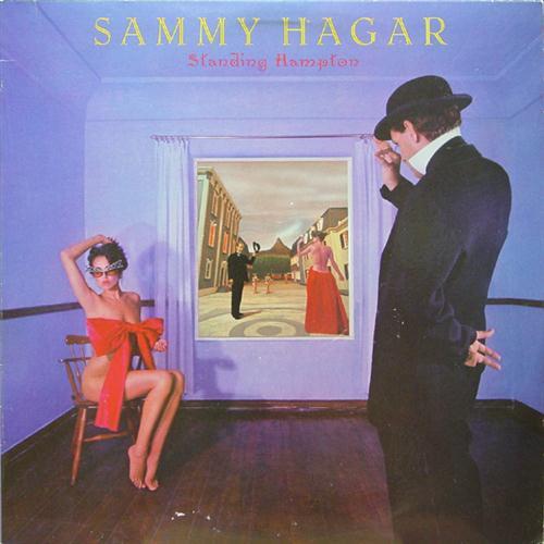 Sammy Hagar One Way To Rock cover art